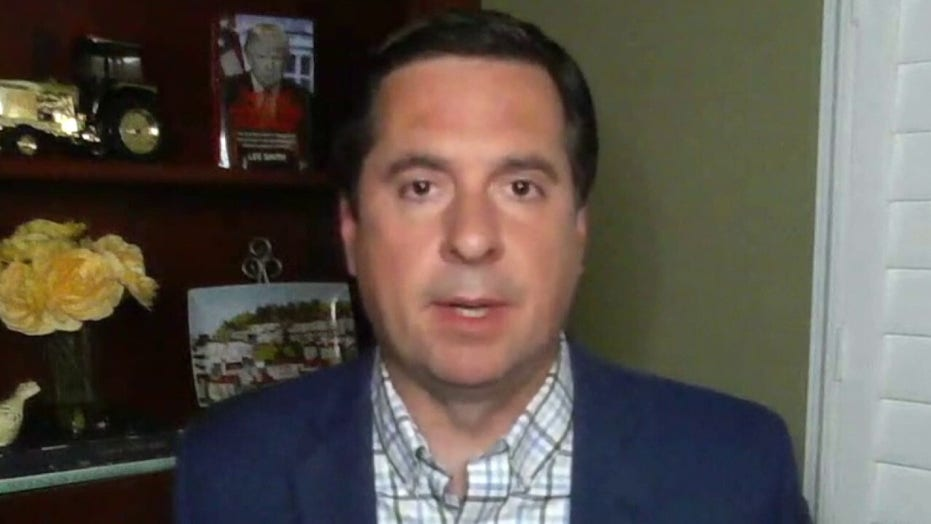 Rep. Devin Nunes on Congress making business relief deal amid coronavirus crisis