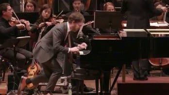 Ben Folds' latest musical mashup