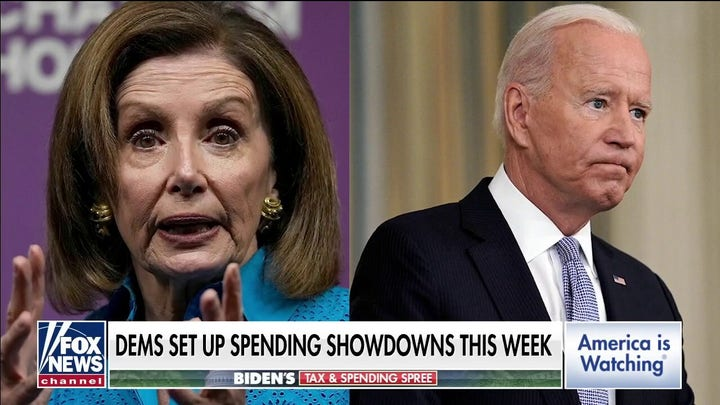 Hidden 'gimmicks and phaseouts' could balloon Dems' $3.5 trillion bill to $5.5 trillion