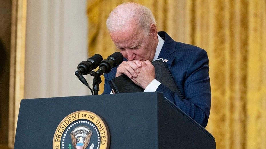 Gutfeld rips critics of Biden impeachment calls: 'Which is less egregious, a phone call or dead Americans?'