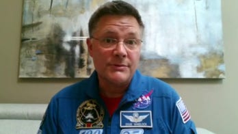 Doug Wheelock says NASA 'very excited' about manned SpaceX launch