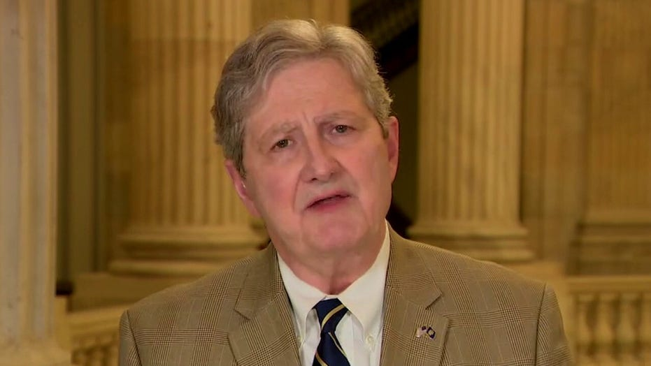 Sen. Kennedy tells Dr. Fauci to 'buy an emotional support pony' if his feelings are hurt over COVID criticism