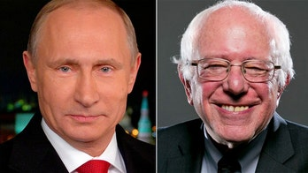 US officials brief Sen. Sanders on Russia trying to help his presidential campaign