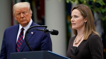 Amy Coney Barrett is a 'female Scalia': Rep. Mike Johnson