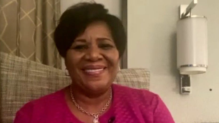 Alice Johnson on full pardon from President Trump, criticism of her appearance at RNC