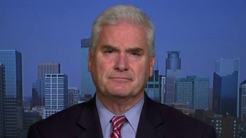 Rep. Tom Emmer says Minnesota's governor should have deployed the National Guard immediately