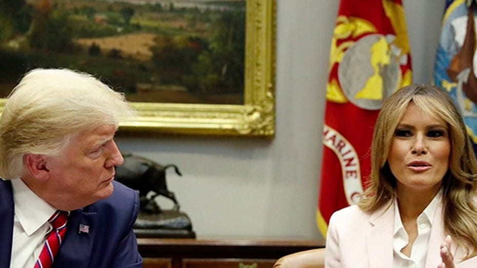 The president, Melania Trump test positive for COVID-19