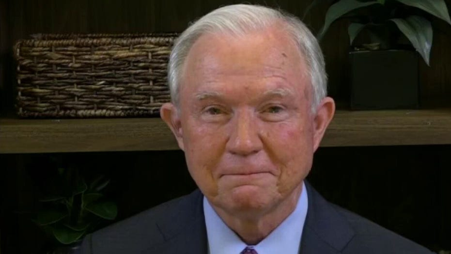 Jeff Sessions on Alabama Senate runoff race with Tommy Tuberville: My opponent is hiding