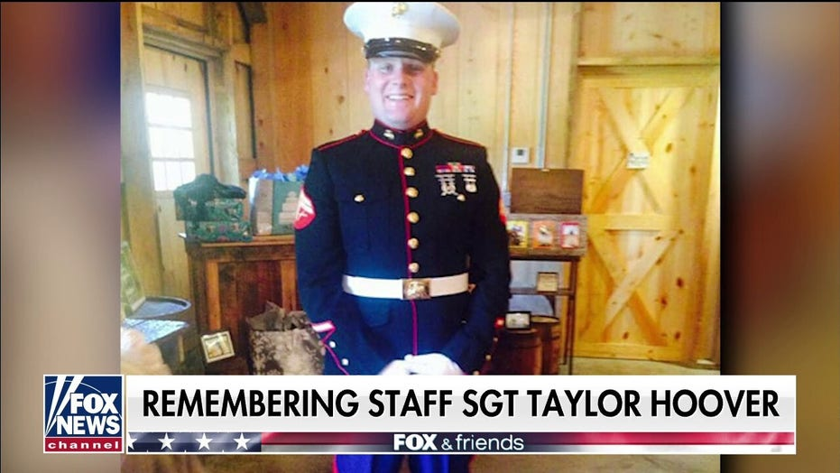Grieving father remembers Utah Marine killed in Kabul attack: 'He had the biggest heart in the world'