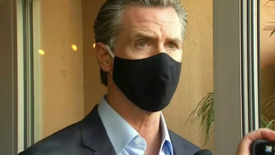 Los Angeles Times editorial: Newsom recall election is undemocratic 'calamity'