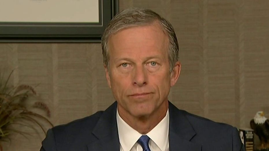 Sen Thune not 'afraid of a fight' if Trump backs a challenger in 2022