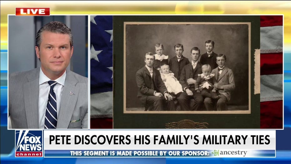 Navy vet retrieves uncle's remains 74 years after he goes MIA thanks to Ancestry
