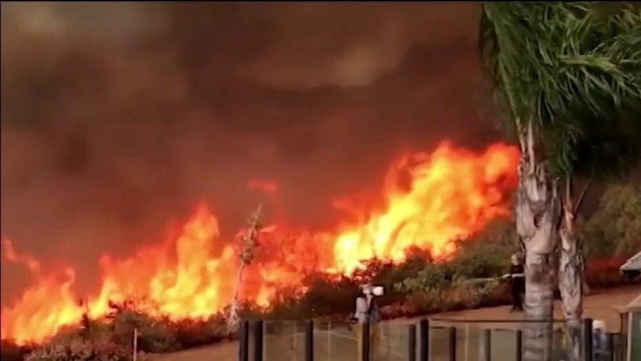 Wildfire emergency in Oregon as it faces 'once-in-a-generation event,' Medford under evacuation orders