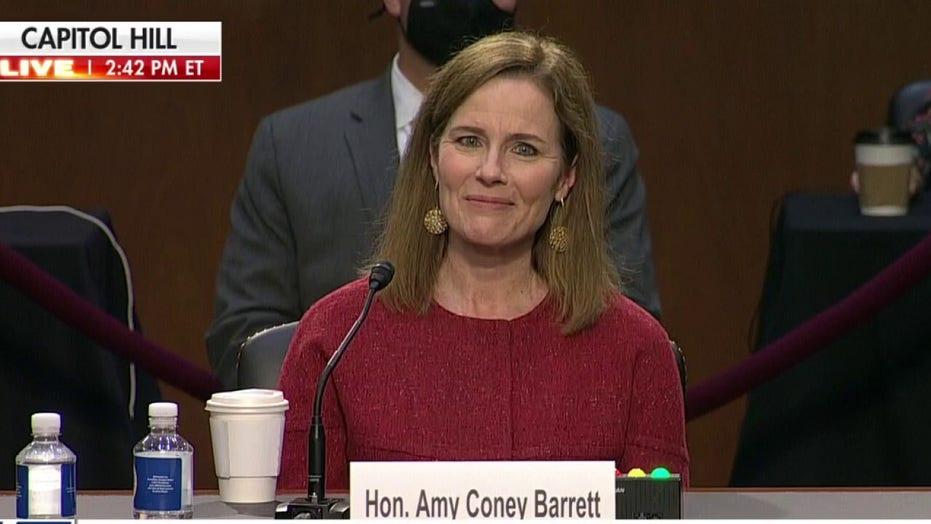 Judge Amy Coney Barrett reflects on Scalia-Ginsburg friendship