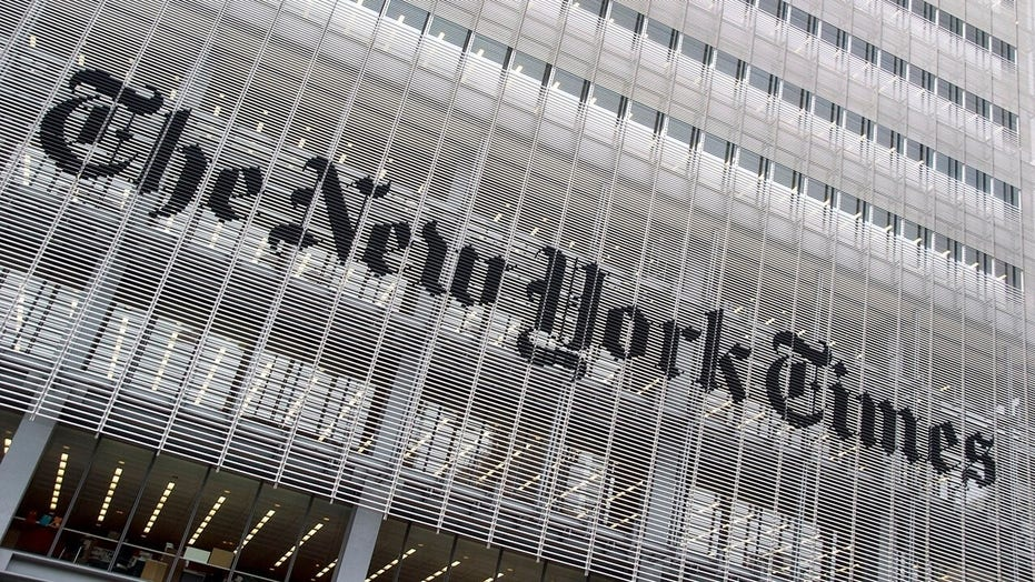 'Outraged' NY Times staffers send letter to bosses over handling of reporter who used 'n-word': report