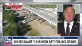 Former acting ICE director rips Mayorkas on border crisis: 'They absolutely know the numbers'