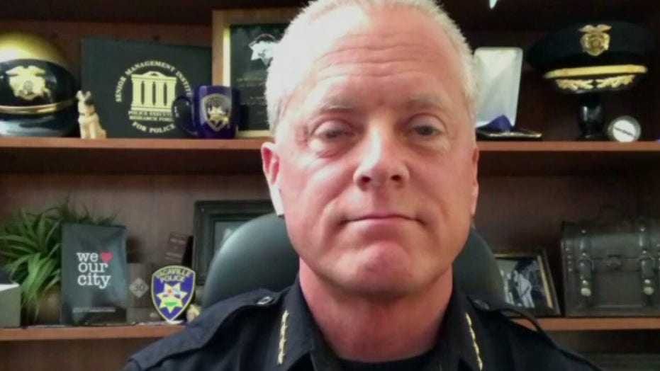 Police chief: We are continuing to do what we can to keep our first responders safe