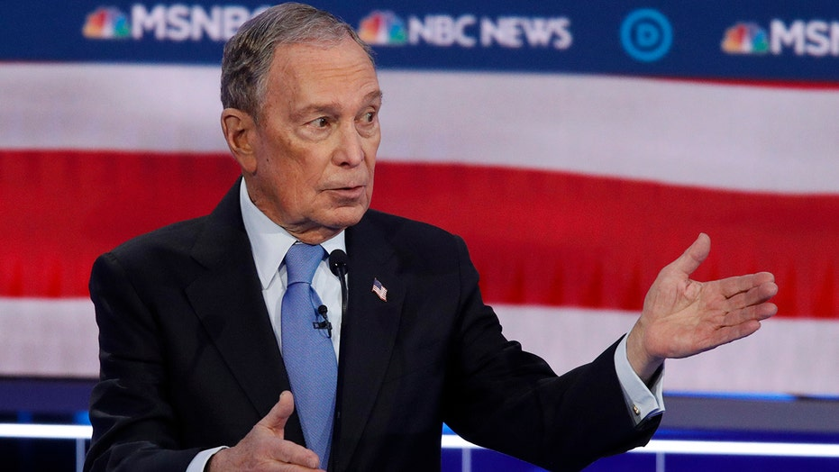 Does Bloomberg have what it takes to beat out Bernie?