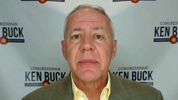 Progressive protesters have 'crossed the line': Rep. Buck