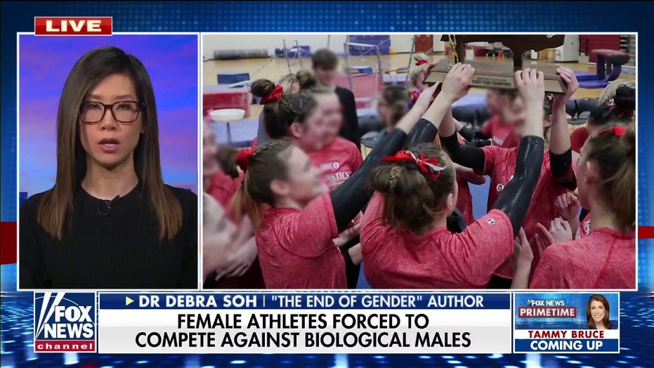 Biological males have athletic advantage over females, 'it's not fair': Dr. Debra Soh