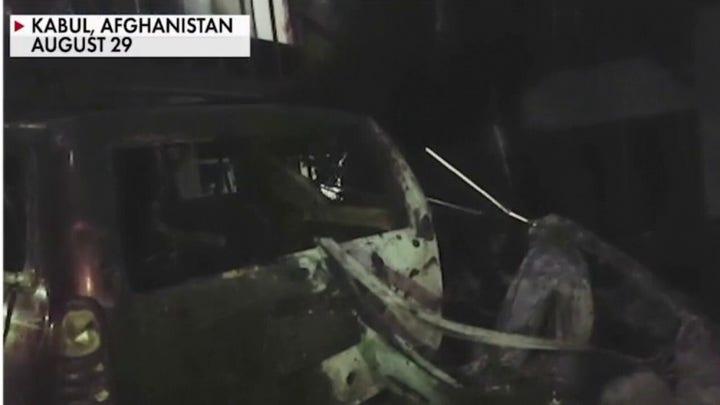 Pentagon: US drone strike killed 10 civilians in Afghanistan