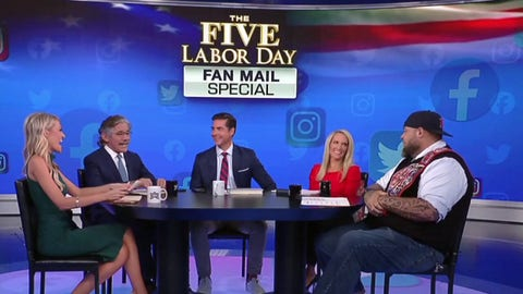 'The Five' answer fan questions in Labor Day special