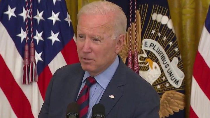 Biden answers questions surrounding unvaccinated migrants