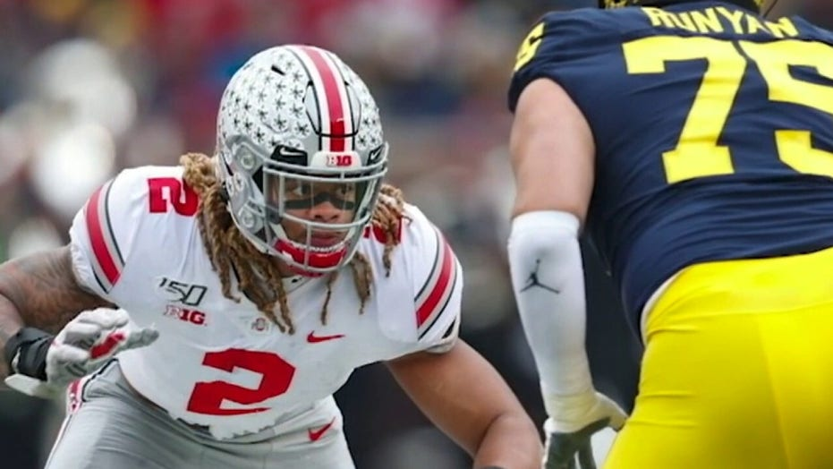 Big Ten will 'give it a go' after NFL, other conferences' success but will face challenges, Jim Gray says