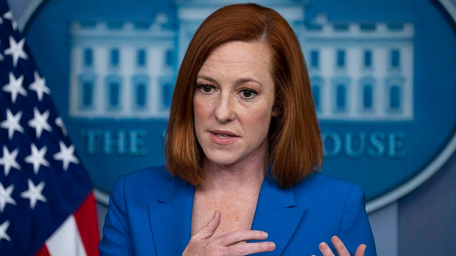 Psaki snaps at male reporter over question about abortion, Biden's faith: 'You've never faced those choices'