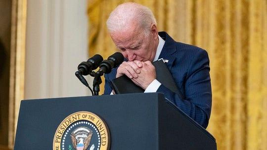 Liz Peek: Gloomy Americans give Biden low marks on Afghanistan, COVID and economy
