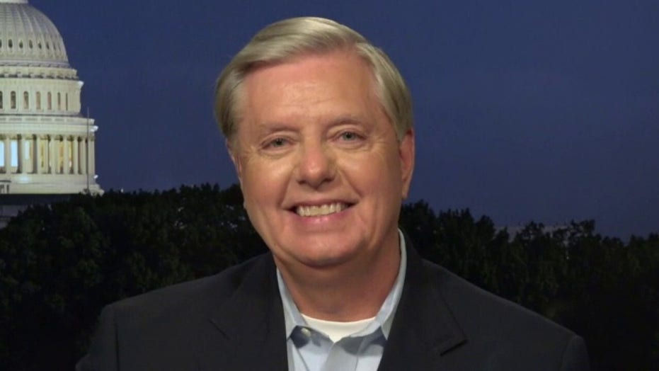 Lindsey Graham: Dems will destroy anybody's life to keep SCOTUS seat open