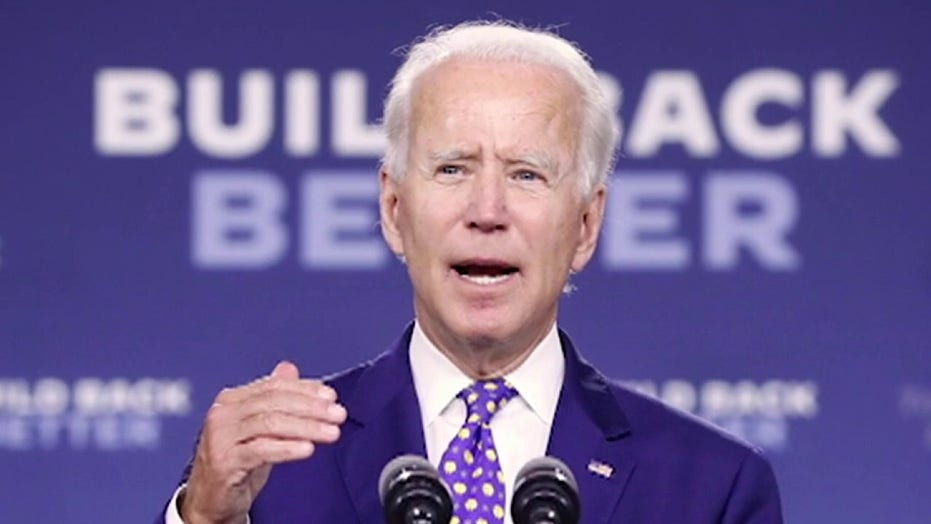 Biden now says he'll reveal court-packing stance before election