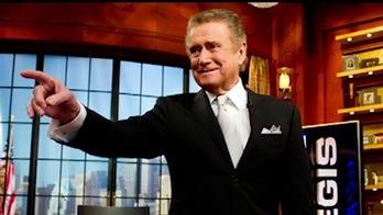 Geraldo Rivera reflects on the legacy of legendary TV host Regis Philbin