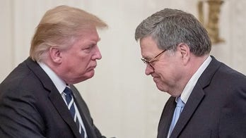 DOJ says reports that Barr might resign are 'Beltway rumors'