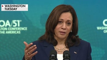 Kamala Harris has gone 43 days without a news conference since being tapped for border crisis role
