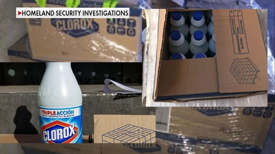 Fake or diluted cleaning supplies flood US borders