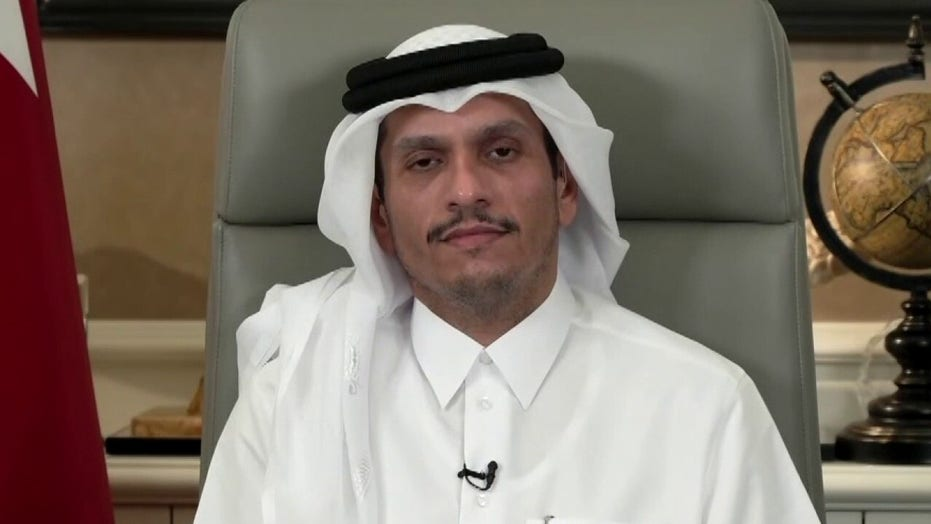 Qatari Foreign Affairs Minister discusses the ongoing evacuation in Afghanistan