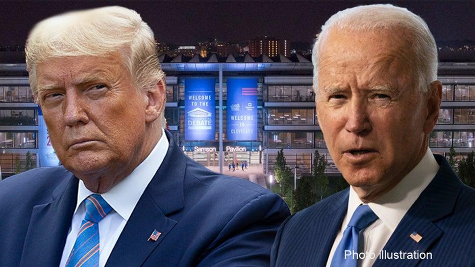 Media goes wild over Trump, Biden dueling town halls