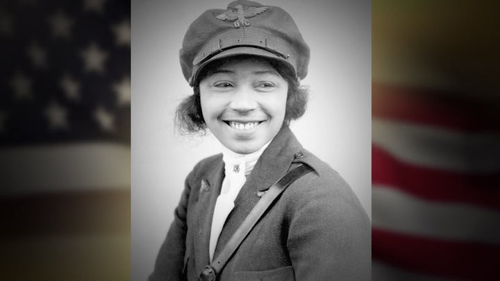 America Together - Black History Month - Bessie Coleman
