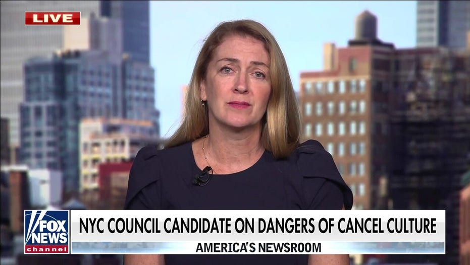 NYC council candidate slams city for 'wasting time and money' on 'ideological training, critical race theory'