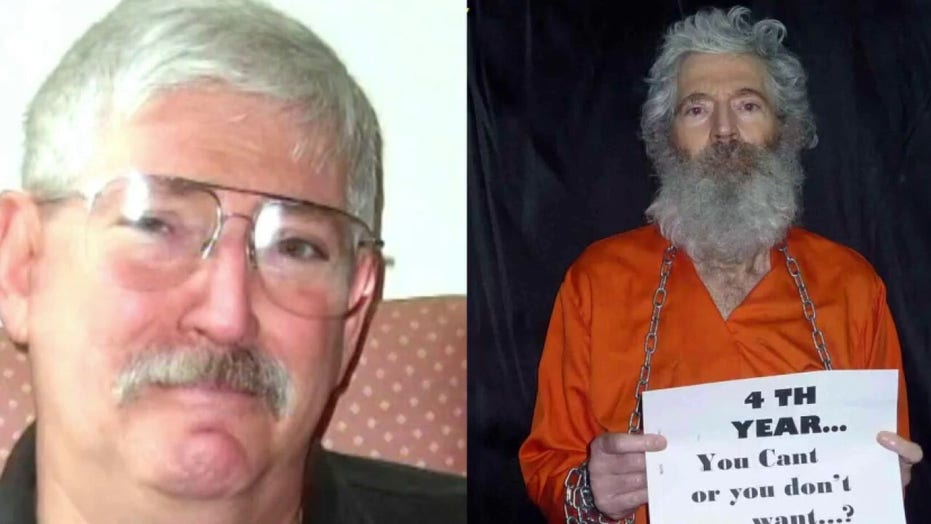 US blames Iran for presumed death of Robert Levinson, sanctions two intelligence officers