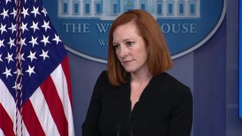 Jen Psaki insists new guidance on mask-wearing comes from CDC, not Biden