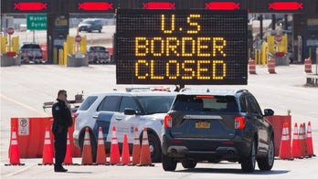 How has coronavirus changed the US-Mexico border situation?