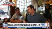Todd Piro hears from Long Beach, NY residents during 'Breakfast with Friends'