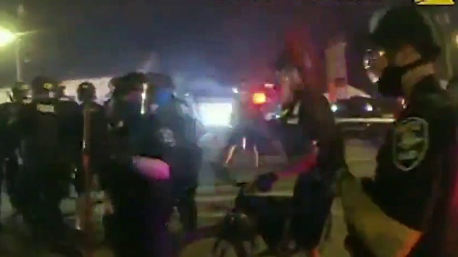 Suspect identified in brutal attack on driver during Portland protests