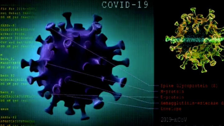 Study: Coronavirus can remain in air for 3 hours, live on plastic for days