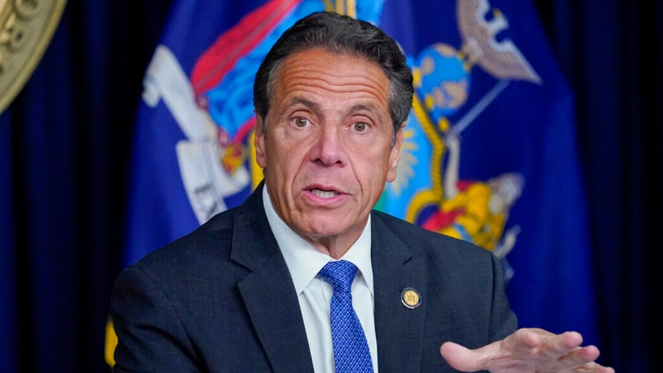 MSNBC's Andrea Mitchell: Andrew Cuomo has been a 'toxic presence' his entire career