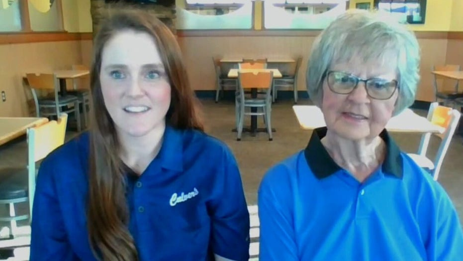 81-year-old Ohio woman ditches retirement to help favorite restaurant stay afloat