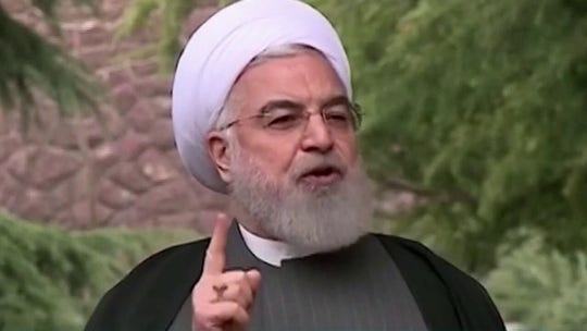 Iran rejects international humanitarian aid despite coronavirus death toll