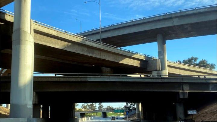 Coronavirus leaves California freeways empty, police warn of uptick in drivers speeding over 100 mph